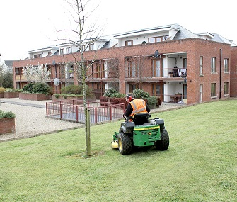 property management grounds maintenance Leicestershire