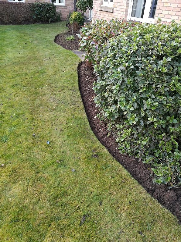 leicester garden lawn edging