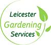 Leicester Gardening Services Logo